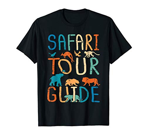 Safari Tour Guide Costume T-Shirt
