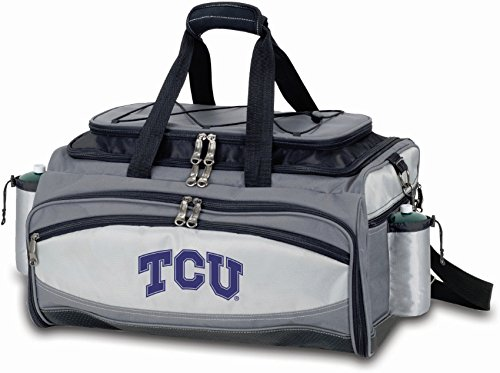 NCAA Texas Christian Horned Frogs Vulcan Tailgating Cooler/Grill by PICNIC TIME (Image #2)
