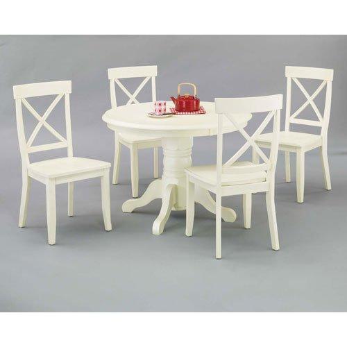 Amazoncom Home Styles 5177 318 5 Piece Dining Set Antique