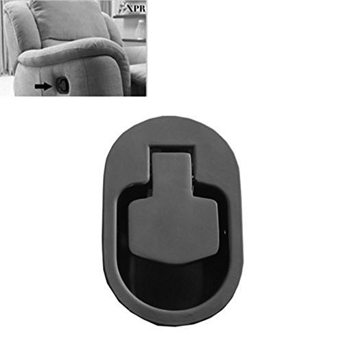 New Reclining Recliner Chair Sofa Couch Release Lever Replacement Plastic Handle Complete Universal Small Oval
