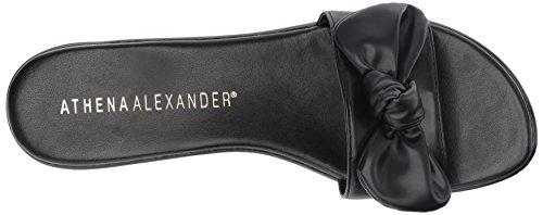 Athena Alexander Womens Pattye Platform Dress Sandal, Black, 9.5 UK/9.5 M US Black