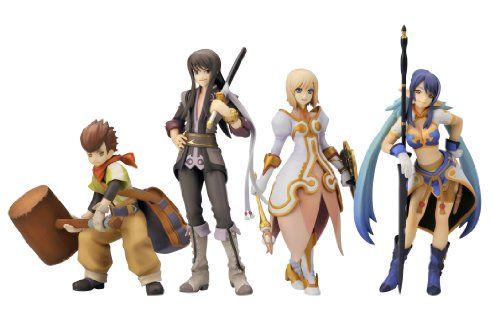 Yuri Lowell Costumes (One Coin Grande Figure Collection Tales of Vesperia -Chapter of Justice-)