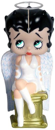 - Funko Wacky Wobblers Betty Boop Angel Bobble Head