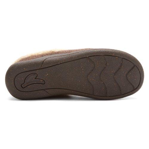 Womens 5 Brandi Clogs Drew Shoe Brown Shoe XW Drew Womens wx8BIqU