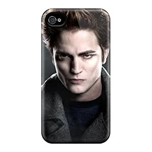 Faddish Phone Twilight Edward Hd Case For Iphone 4/4s / Perfect Case Cover