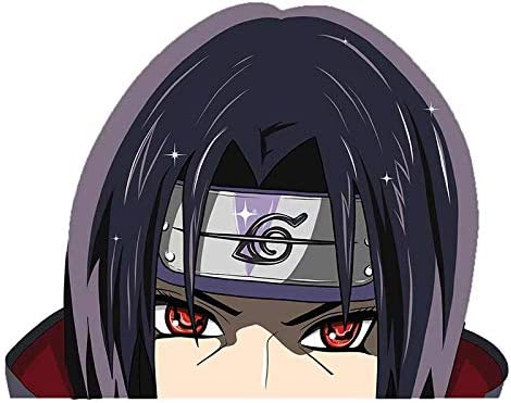 Bumper Stickers, Decals & Magnets EARLFAMILY for Itachi peeker ...