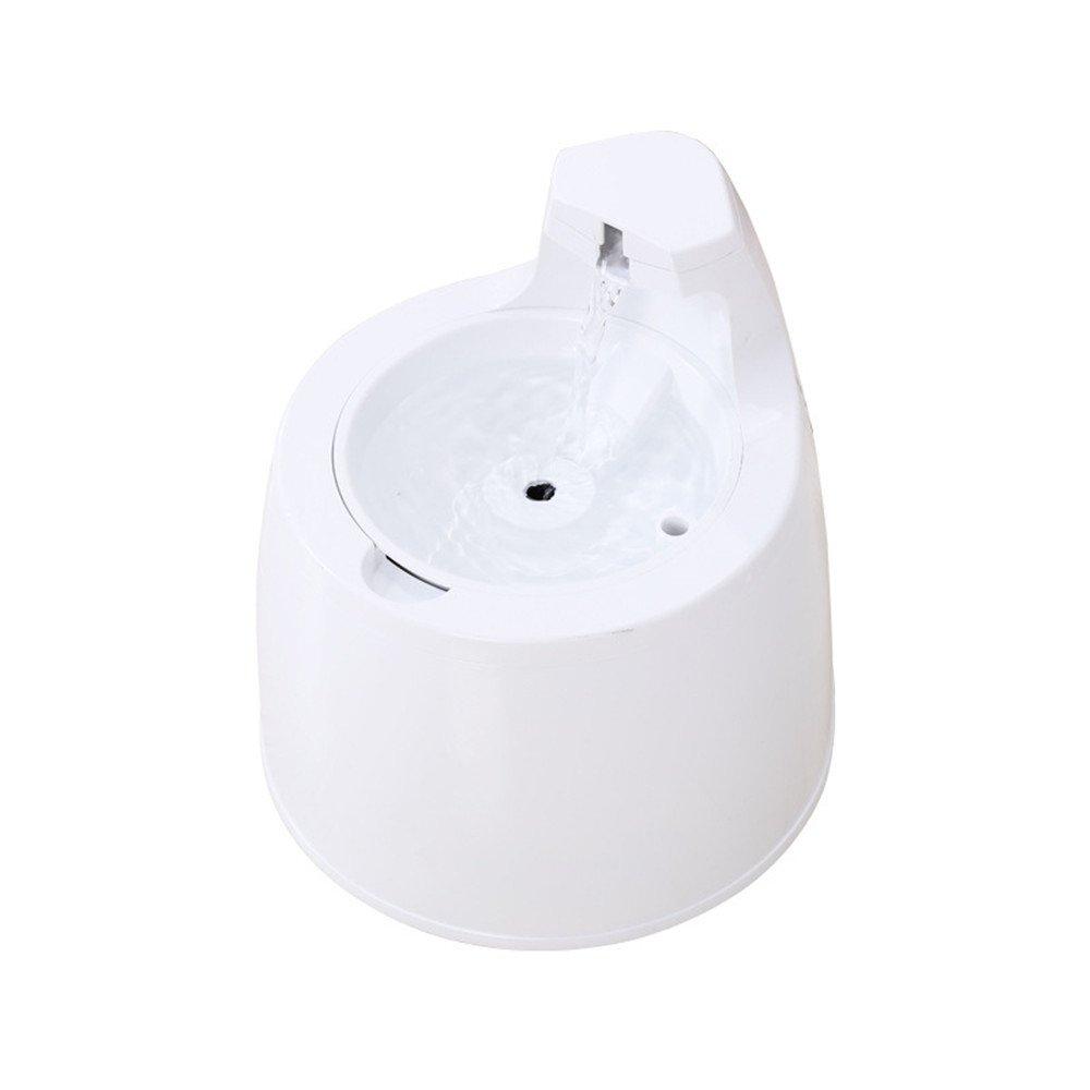 DESESHENME Fontana per animali domestici, 2 litri, automatica, acqua filtrata