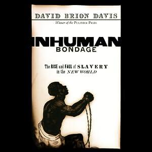 Inhuman Bondage Audiobook