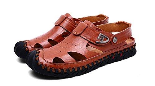 Los Sandalias De Sandalia B Verano De Hombres Hueco Libre rr6tAwq
