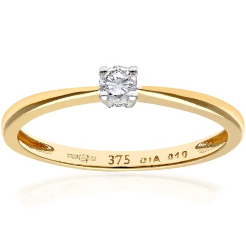 9 Ct Gold Rings - 3