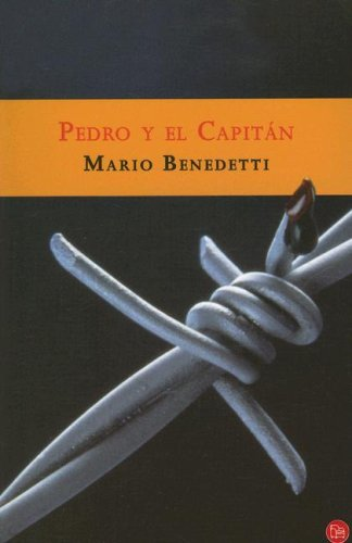 Pedro y el capitán (Narrativa (Punto de Lectura)) (Spanish Edition)