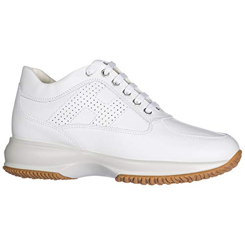 Bianco Hogan Interactive Sneakers Nuove in Scarpe Donna Pelle 0RxqU0H