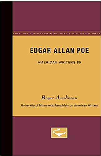 Edgar Allan Poe (Pamphlets on American Writers)