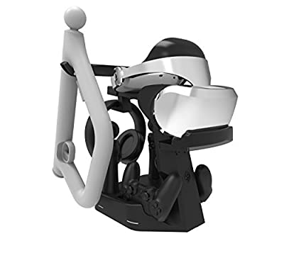 Collective Minds PS4 VR Showcase Stand Plus - PlayStation 4 by Collective Minds