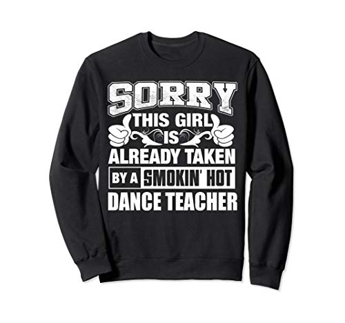 Women Clothing Geoffrey Beene (Smokin' Hot Dance Teacher Sweatshirt For Special)
