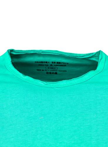Verde Long Gris Akito Wash Oil Tanaka wO76q5X