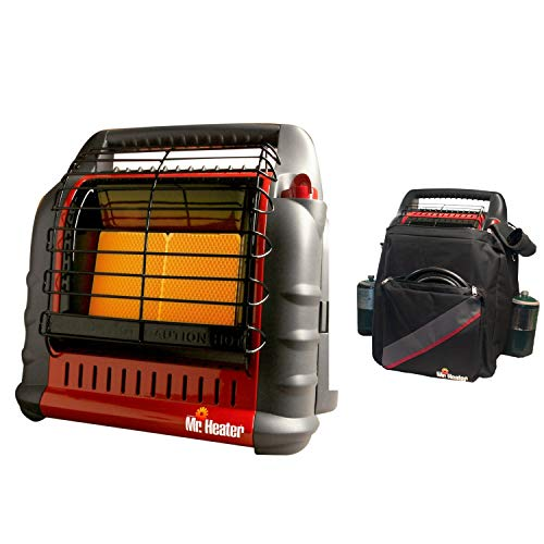 Mr Heater Mh18b Big Buddy Portable Propane Heater With