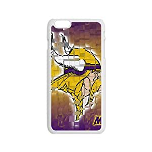 Personal Customization nfl vikings logo Hot sale Phone Case for iPhone 6
