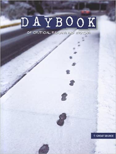 Great source daybooks critical reading and writing grade 9 great great source daybooks critical reading and writing grade 9 1st edition fandeluxe Images