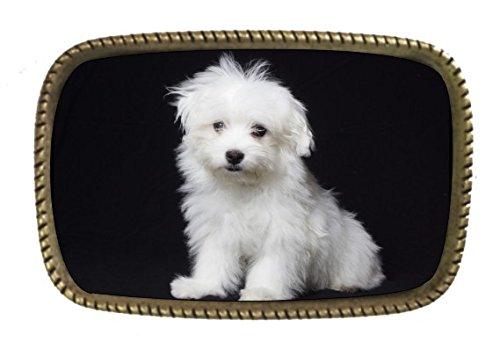 Dog Photo Belt Buckle - 2