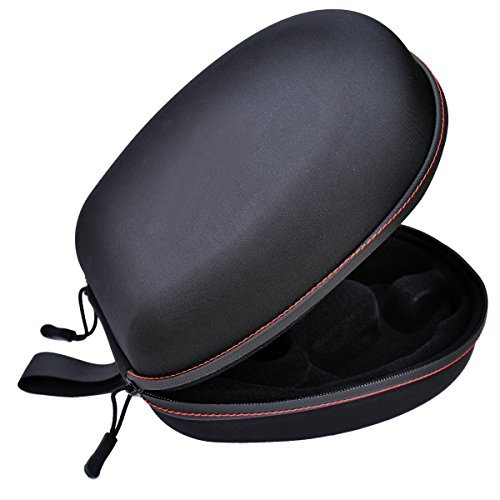 JHGJ Spare Hard Case Bag Box Pouch Compatible with Many Sennheiser Headphones-case Fit Momentum On-ear and Hd25 Headphones