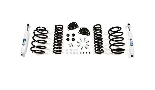 "SR for 2002-2007 Jeep Liberty KJ USA Rear Coil Spacer 2.0/"" Leveling Lift Kit"