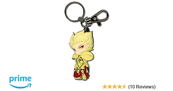 Great Eastern Entertainment Fate/Zero Archer PVC Keychain