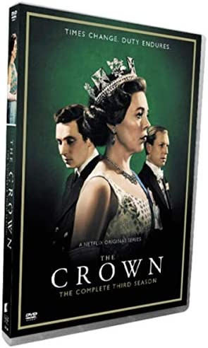 The Crown Season 3 DVD-Set 2019