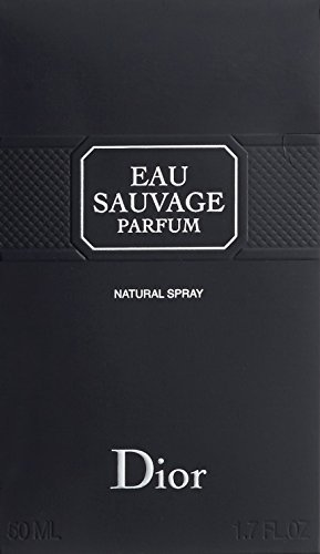 Christian Dior Eau Sauvage Parfum Spray for Men, 1.7 Ounce