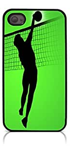 HeartCase Hard Case for Iphone 4 4G 4S ( Volleyball )