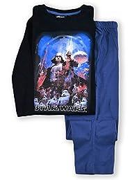 Star Wars Boys Long Sleeved Pajamas