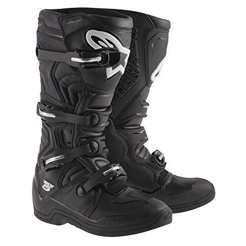 (Alpinestars Tech 5 MX Boots Adult Motocross Sole Black -12)