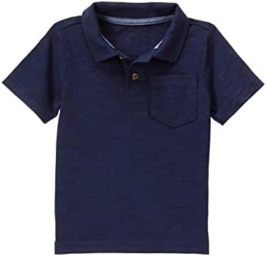 Gymboree Baby Toddler Boys' Slub Polo Shirt
