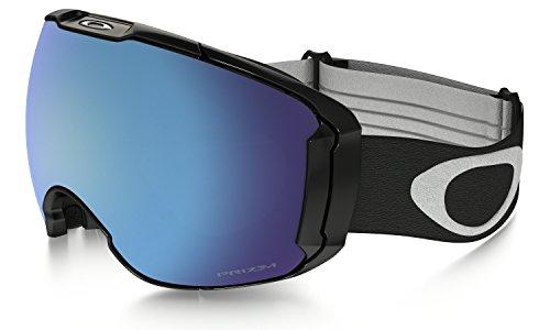 Oakley Airbrake XL Snow Goggles Jet Black W/ PRIZM Sapphire and PRIZM Hi-Pink - Airbrake Prizm Xl Oakley