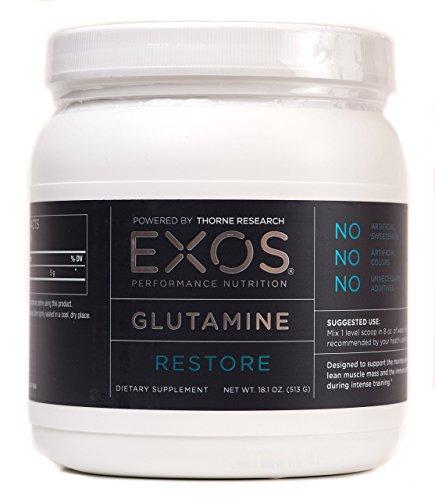 EXOS Performance Nutrition Glutamine Supports product image
