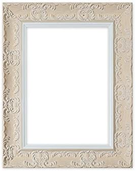 995682a4046 Paintings Frames Wide Ornate Shabby Chic Swept Muse Picture Frame Photo  Frame Poster Frame an MDF Backing Board Hang Styrene Shatterproof Perspex  Sheet ...