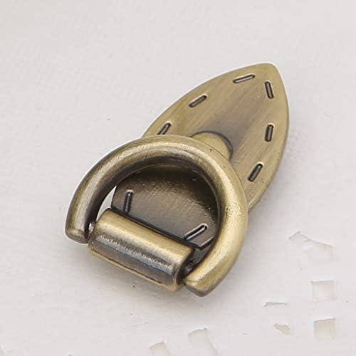 SimpleLife 2 St/ück Handtaschen G/ürtel Metallverschluss Schnalle Haken Taschen Gurt Zubeh/ör
