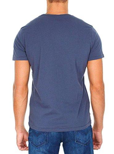 Pepe Jeans Herren T-Shirt blau ETON BLUE
