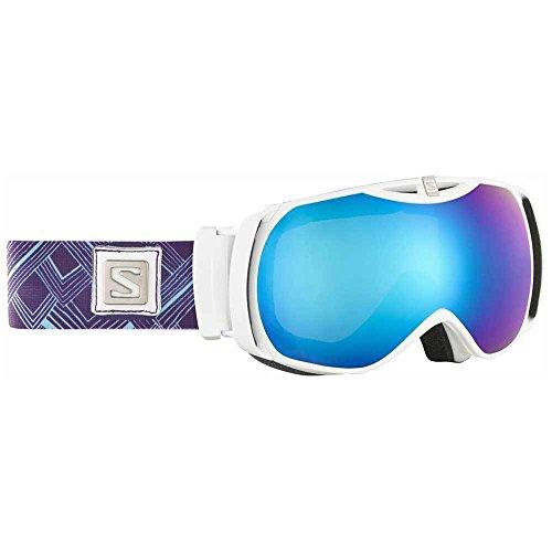 12 Masque tend White Salomon X De Ml Small Ski Violet rqwXIwzxvn