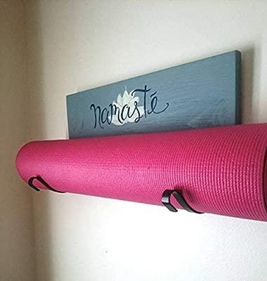 CPWood Cb634538 - Soporte para Esterilla de Yoga, 28 x 61 cm ...