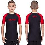 Elite Sports Rash Guards for Boys and Girls, Short