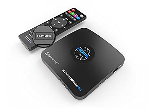 HDML-Cloner Box Pro, capture any HD video, game and play back instantly with the remote control, schedule recording, HDMI/VGA/AV/YPbPr (Tv Card With Hdmi)
