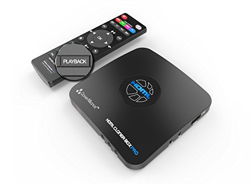 Avi Mpg Converter (HDML-Cloner Box Pro, capture 1080p HDMI videos/games and play back instantly with the remote control, schedule recording, HDMI/VGA/AV/YPbPr input. No PC required.)