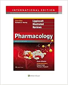 Download Lippincott Pharmacology pdf Latest version with Review & features