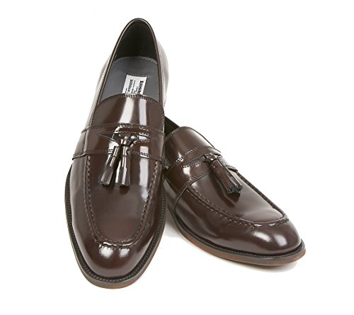 On Loafer Di Slip Brown Delicious Leather Junction Tassel Berwick w14RxP