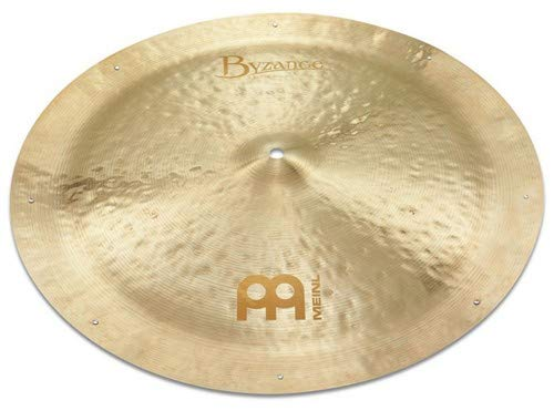 Meinl Cymbals B22JCHR Byzance 22-Inch Jazz China Ride Cymbal (VIDEO)