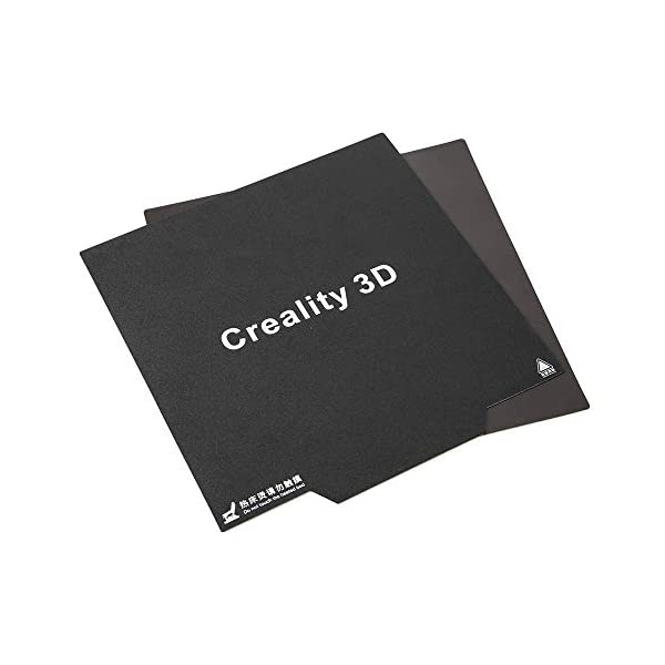 Creality Original Ultra Flexible Removable Magnetic 3D Printer Build Surface Heated Bed Cover for Ender 3//Ender 3 pro//Ender 5 3D Printer 235X235MM