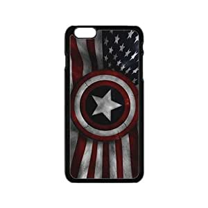 Captain America Super Soldier Cell Phone Case for Iphone 6