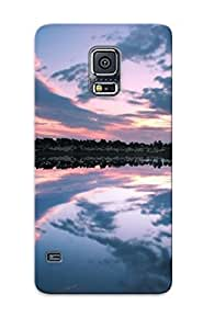 lintao diy Alexanderdson Slim Fit Tpu Protector Boarah-1153-fexncmy Shock Absorbent Bumper Case For Galaxy S5