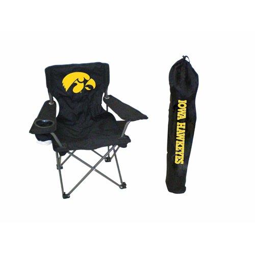 Rivalry Distributing Iowa Hawkeyes Ncaa Ultimate Junior Tailgate Chair